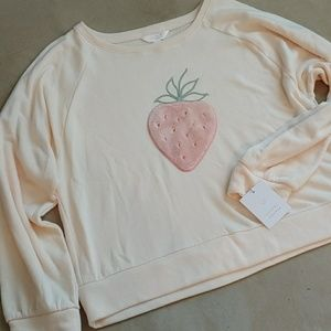 Lauren Conrad super soft sweatshirt